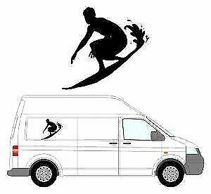 (No.27) MOTORHOME GRAPHICS STICKERS DECALS CAMPER VAN CARAVAN UNIVERSAL FITTING